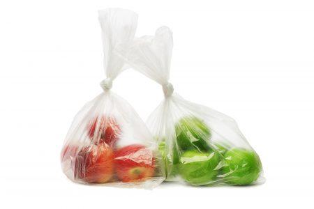 4100004 Fruit plastic bag without tie handle