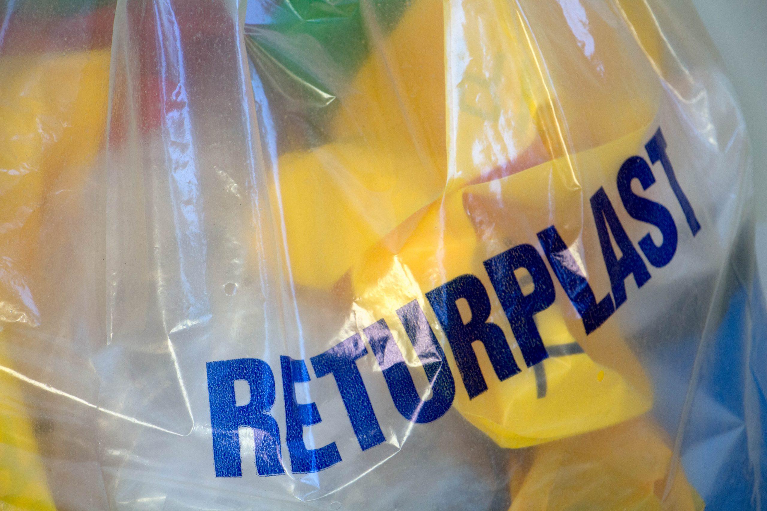 5090032 PolyREG refuse sack Plastic recycle