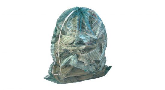 5100007 Non woven refuse sack